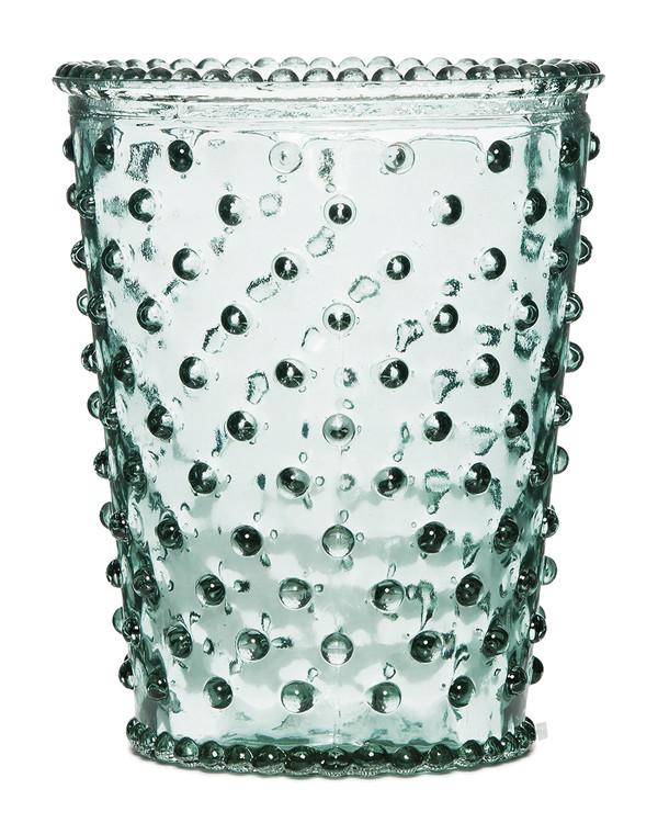 No. 77 Rain Empty Hobnail Glass
