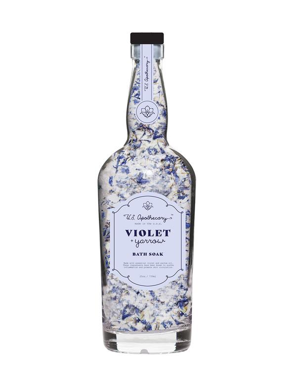 Violet + Yarrow Bath Soak