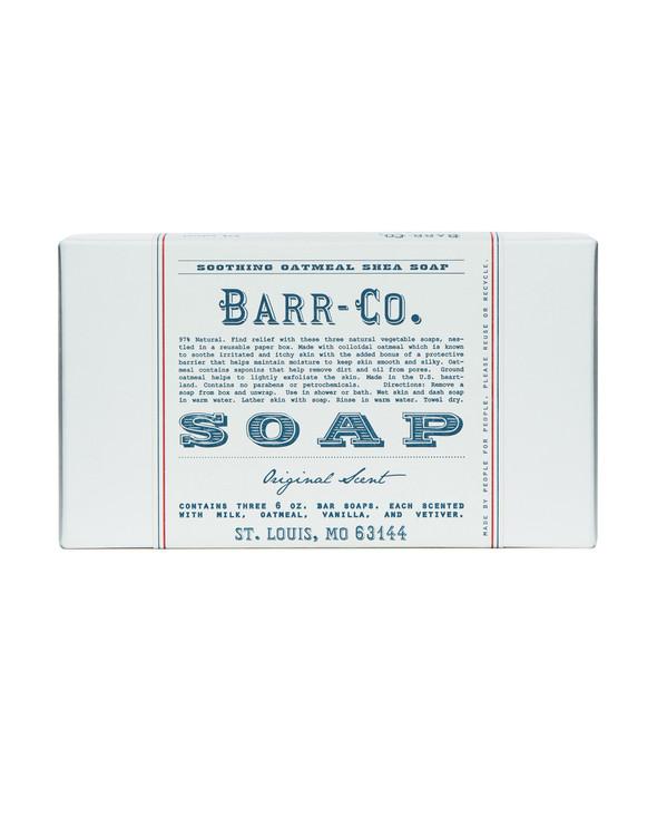 Original Scent Bar Soap Gift Set