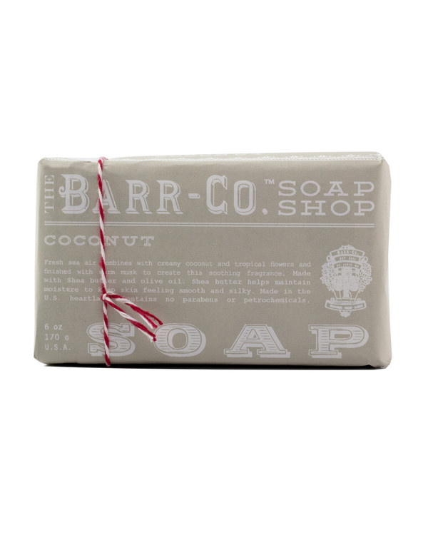 Coconut Triple Milled Bar Soap