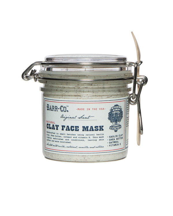 Original Scent Clay Face Mask