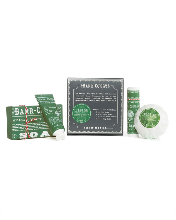 Honey Mint Essentials Kit