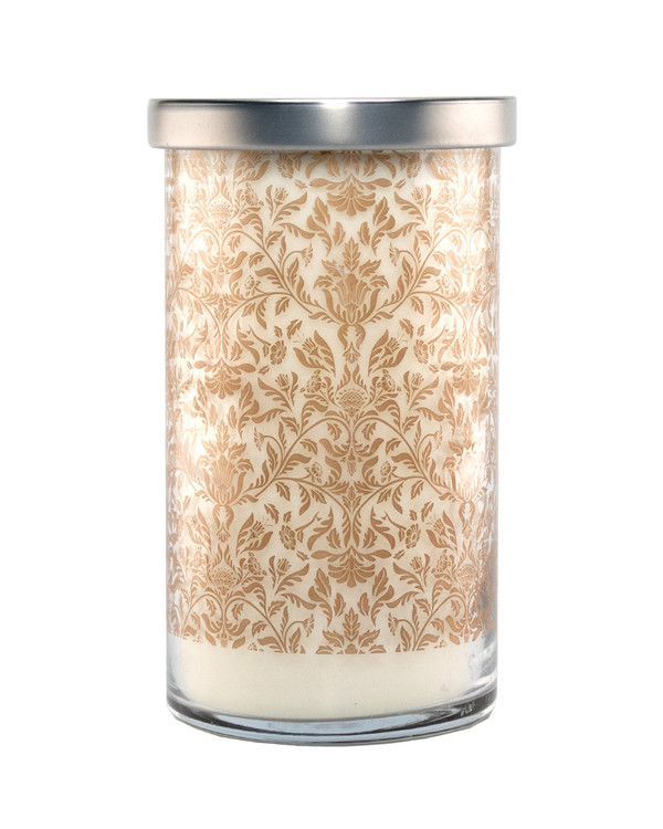 Magnolia Screen Print Candle