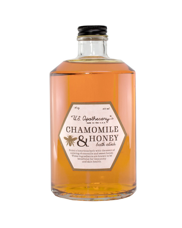 Chamomile & Honey Bath Elixir