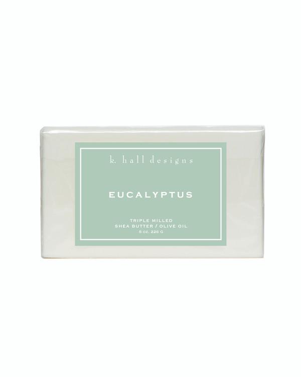 Eucalyptus Triple Milled Bar Soap