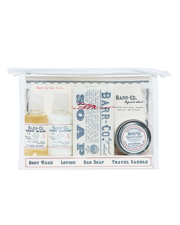 Original Scent Travel Kit