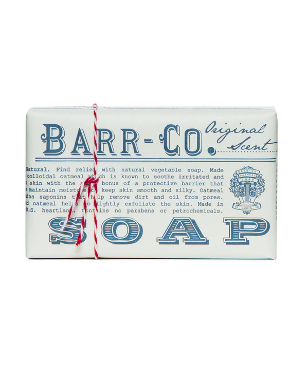 Original Scent Triple Milled Bar Soap