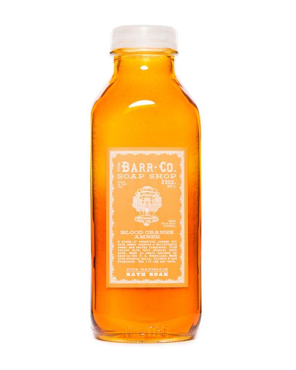 Blood Orange Amber Bath Soak