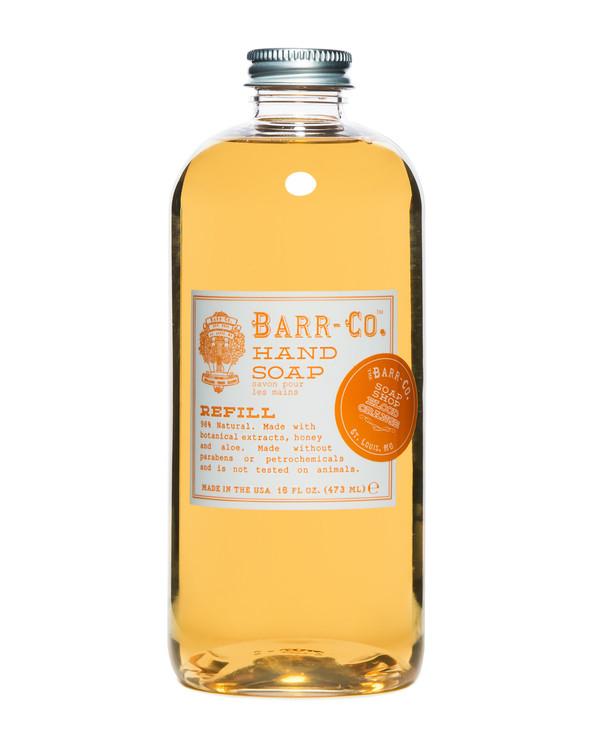 Blood Orange Amber Liquid Soap Refill