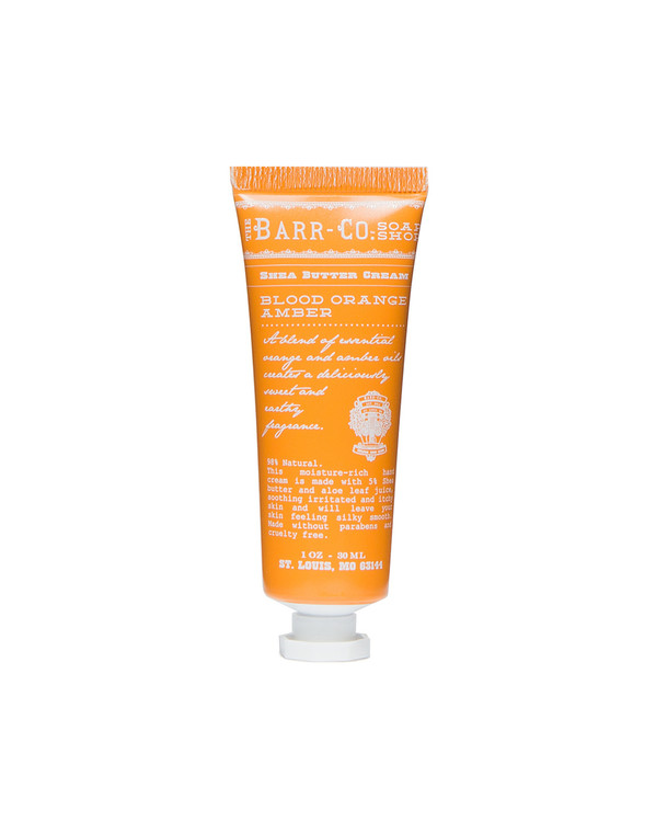 Blood Orange Amber Mini Hand Cream