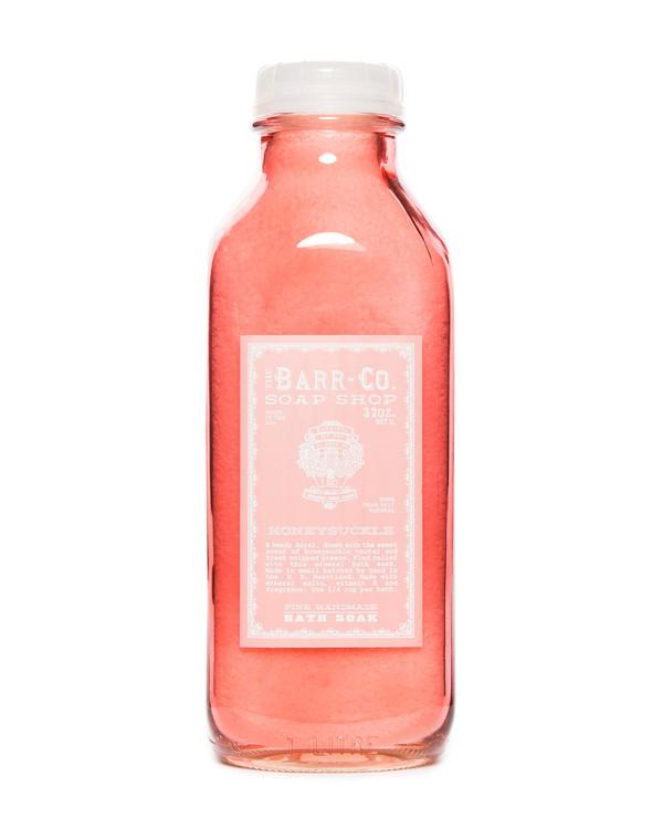 Honeysuckle Bath Soak Salt