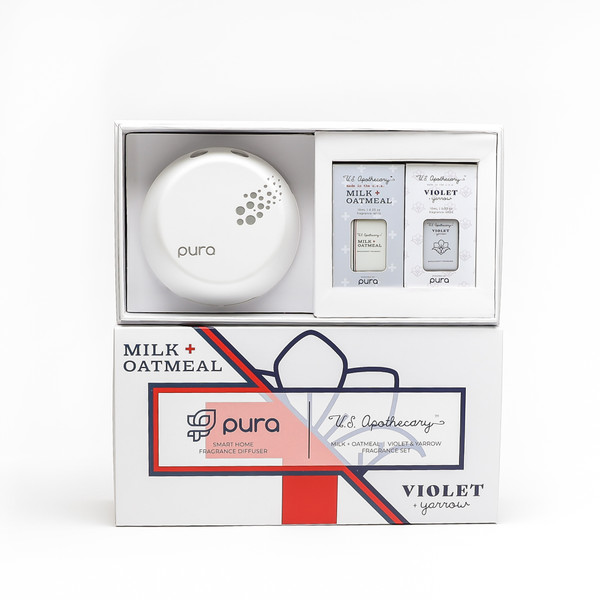 Pura U.S. Apothecary Smart Home Fragrance Starter Kit