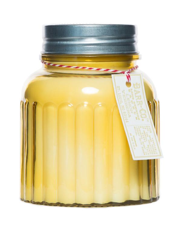 Lemon Verbena Apothecary Jar Candle