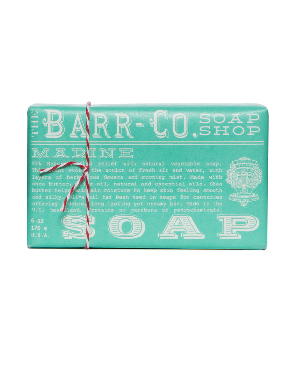 Marine Triple Milled Bar Soap