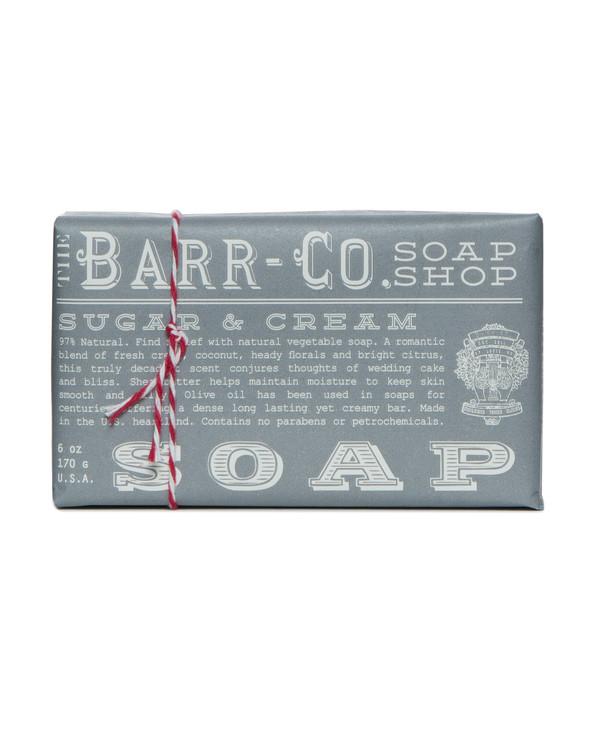 Sugar & Cream Triple Milled Bar Soap