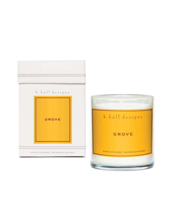 Grove Jar Candle