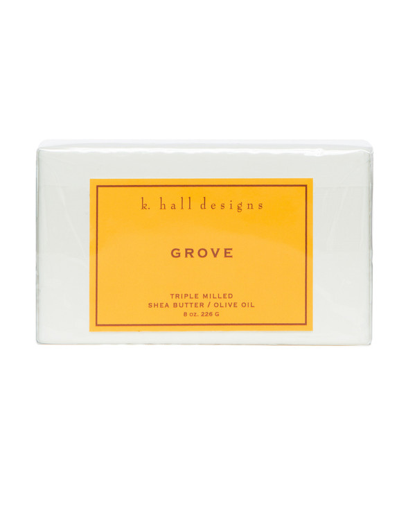 Grove Triple Milled Bar Soap