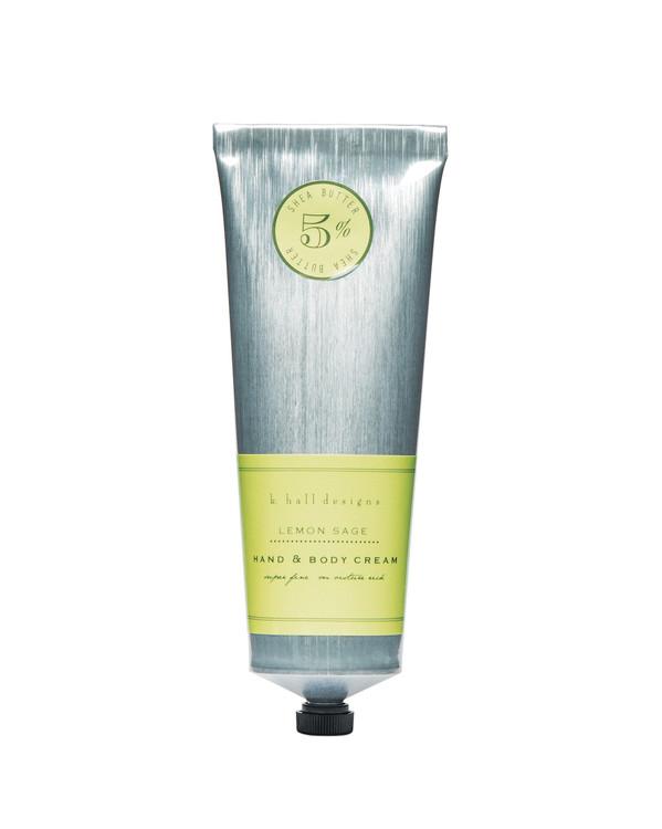 Lemon Sage Hand & Body Cream