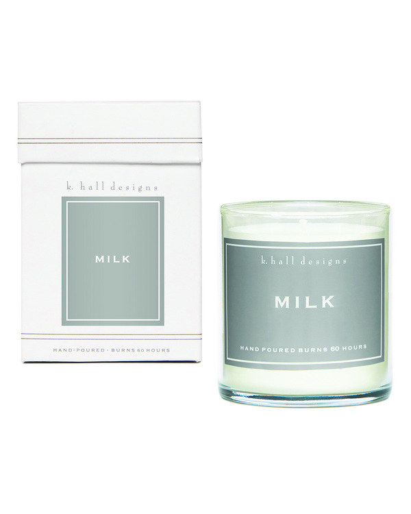 Milk 60 Hour Jar Candle