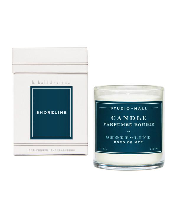 Shoreline 60 Hour Jar Candle