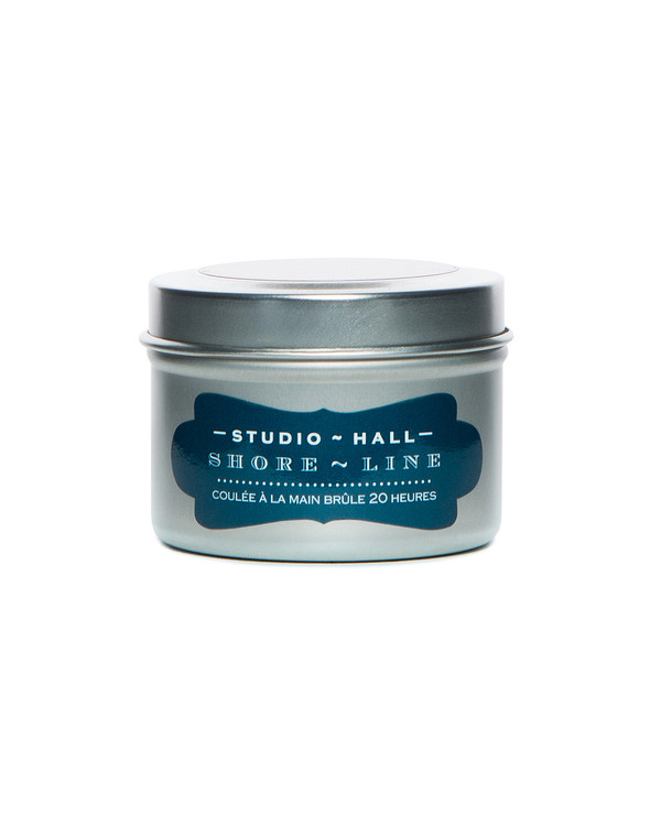 Shoreline Travel Candle