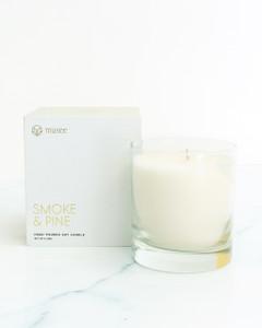 Smoke and Pine