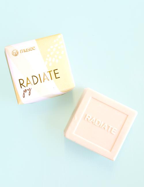 Radiate Joy Bar of Soap
