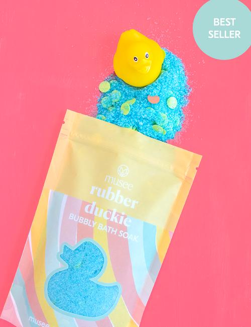 Rubber Duckie Bubbly Bath Salt Soak