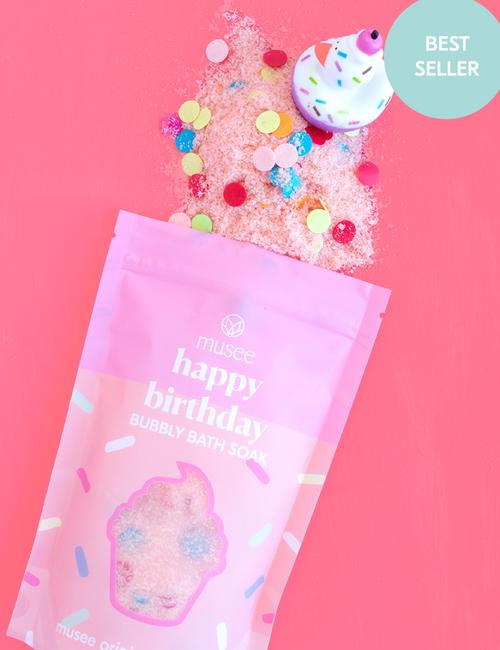 Happy Birthday Bubbly Bath Salt Soak
