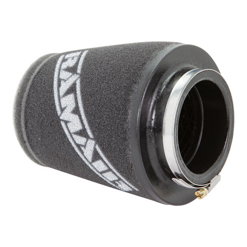 CC-501-76 - 76mm ID Neck - Polymer Base Neck Cone Air Filter - Universal