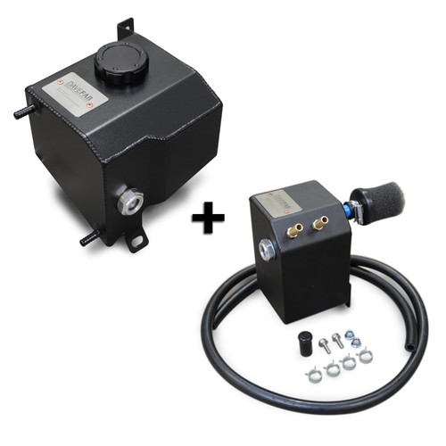D060-A004 -MX5 mk2 Expansion Tank & Catch Can Combo