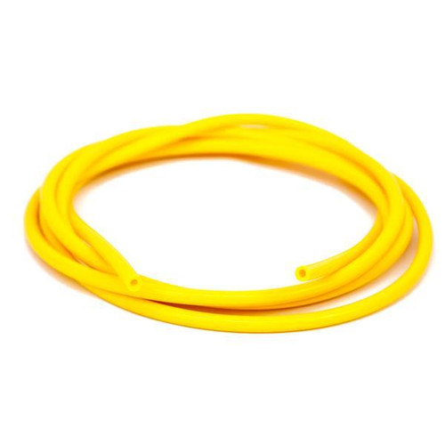 Silicone 7MM ID X 30M Vacuum Boost Hose - Yellow