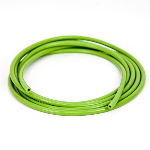 Silicone 8MM ID X 30M Vacuum Boost Hose - Green