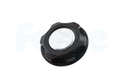 Forge Motorsport Multi-Application Black/Alloy Oil Cap