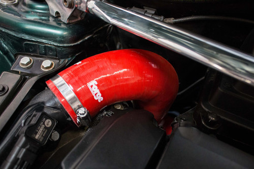 Forge Motorsport Mini Noise Generator Delete Pipe Black
