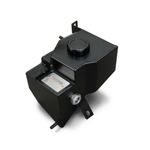 D060-A001 - MX5 mk1 1.6 1.8 Aluminium Expansion Header Coolant Tank