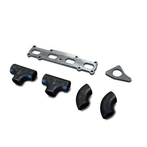 D100-A002 - MX5 1.8 - TD04/05 - Log Turbo Manifold Fabrication Kit DIY