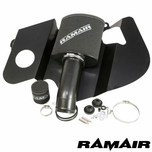 JSK-116-BK - Abarth Fiat 500 1.4T & esseesse 595  Ramair Air Filter Induction Intake Kit