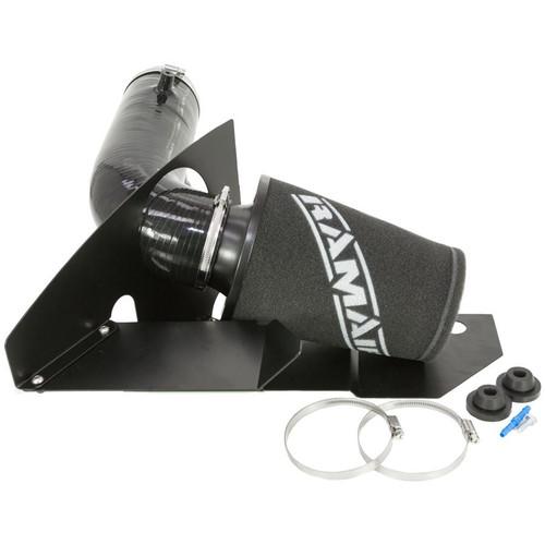 JSK-120-BK - Performance Foam Air Filter & Heat Shield Induction Kit  Audi, Seat & VW 1.9 & 2.0 TDI  MK5 & MK6 Golf, Leon, A3
