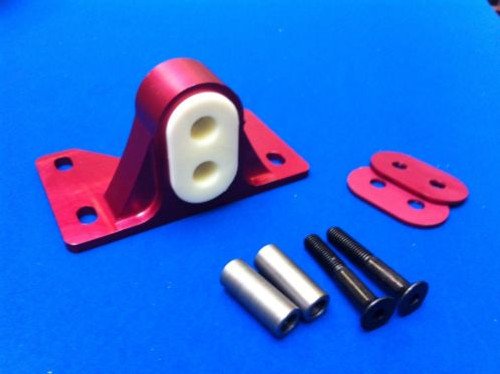 Billet Motorsport Uprated Nylon Diff Mount For Ford Sierra & Escort Cosworth