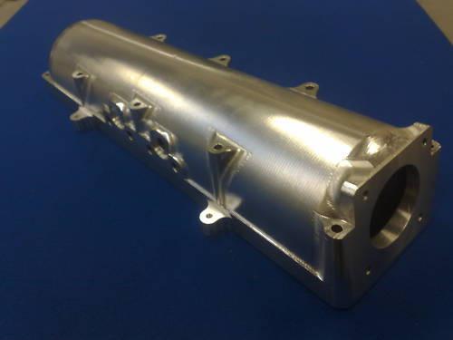 Billet Swedish Plenum for Cosworth YB (Sierra/Escort)