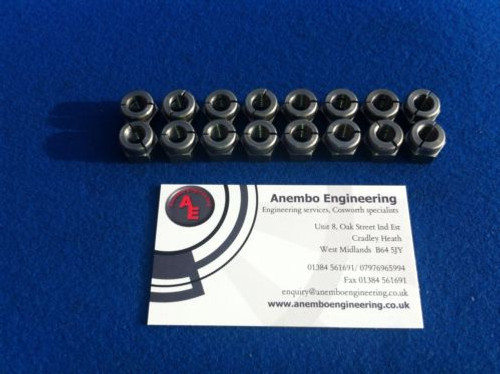 Exhaust Manifold Nuts M8 For Cosworth YB x16