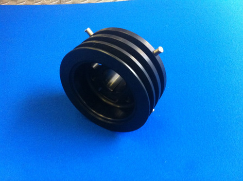 Billet Aluminium Cosworth YB Crank Pulley