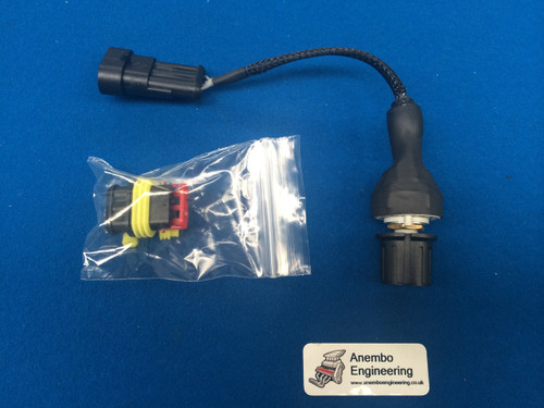 Cosworth 12 Position Boost (Pot) Turbo Switch (Pectel / Motec)