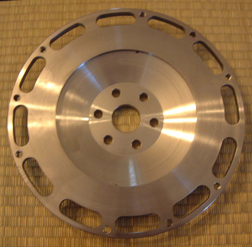Ford Pinto Billet Steel Flywheel