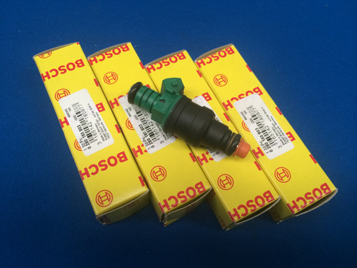 Bosch 803 Green Fuel Injector Cosworth YB - Set Of 4