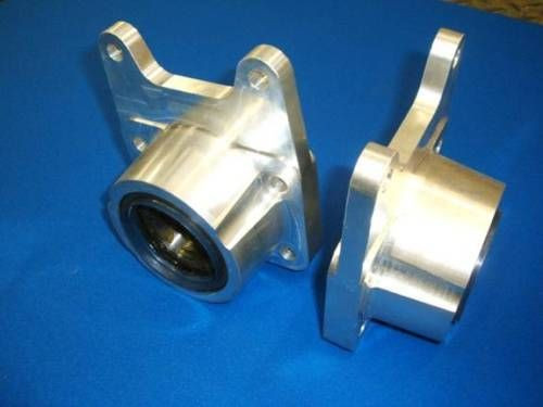 4x4 Billet Rear Hub Carriers For Cosworth,Rallycross - Pair