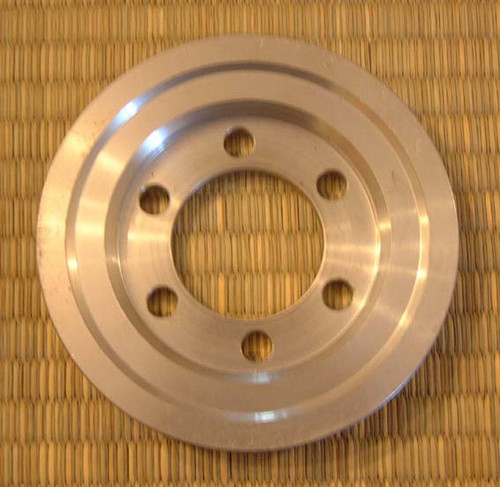 Billet Alloy Vauxhall C20XE 2.0L Engine Single V Belt Front Crankshaft Pulley