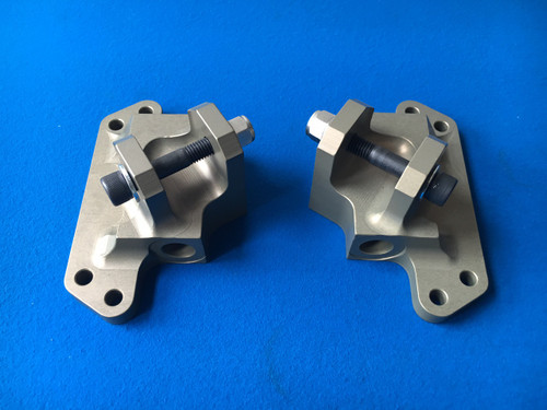 Cosworth WRC Group A Rear Billet Steering Arms (Pair)