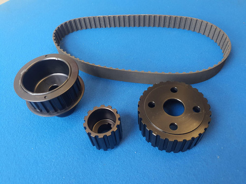 Ford x/flow toothed drive kit